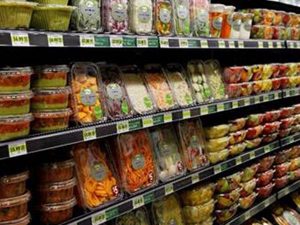 Fresh Cut veggies and fruit